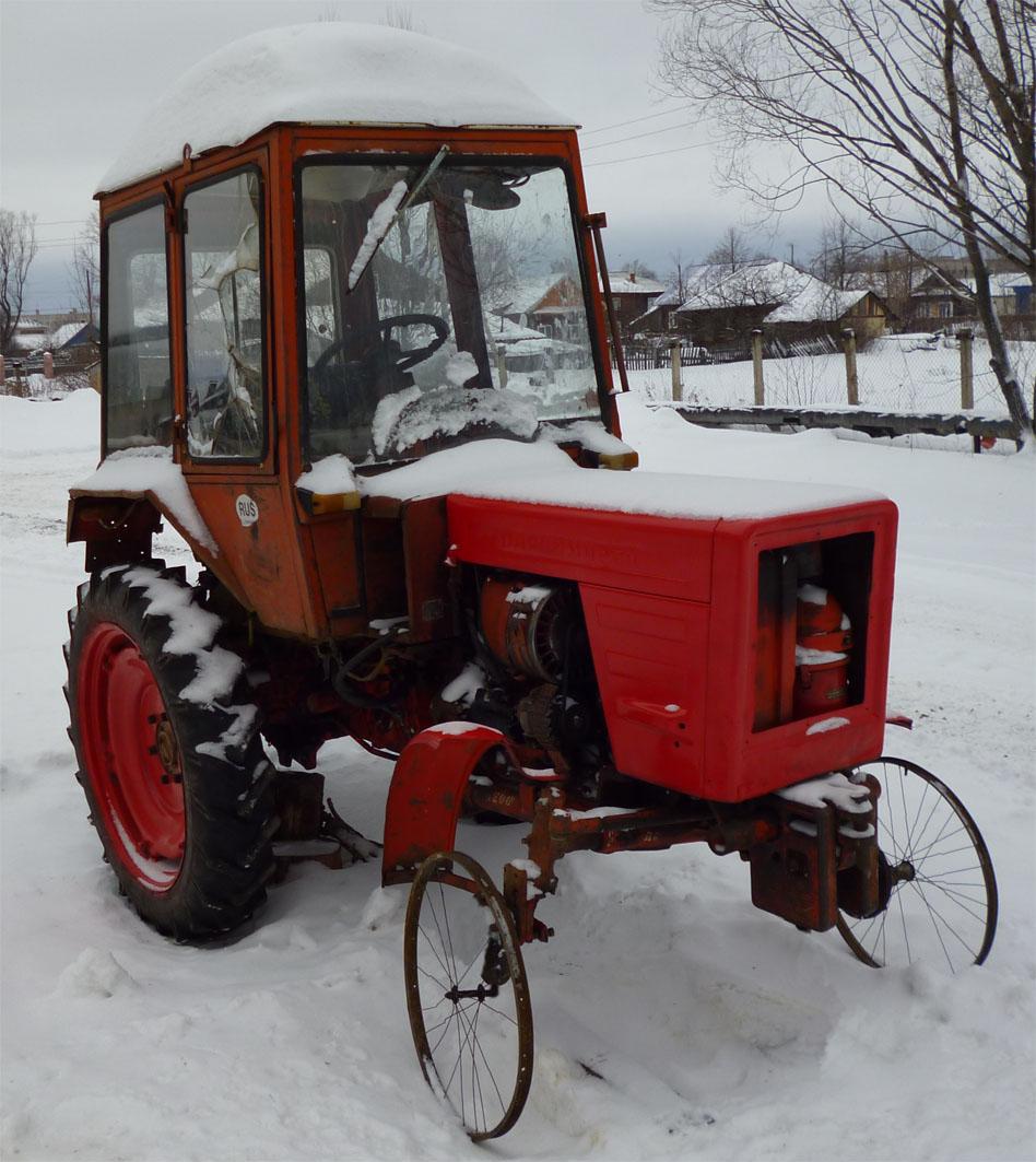Трактор | Виртуальная Шахунья